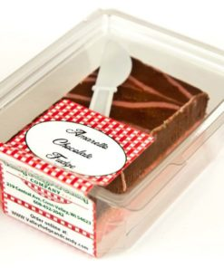 Amaretto Chocolate Fudge (Package)